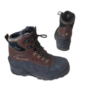 COLUMBIA BUGABOOTOO Mens Winter Boots size 7
